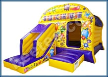 Bouncing Castles with slides Cork